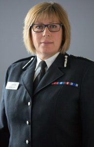 Sue Fish chief constable Nottinghamshire
